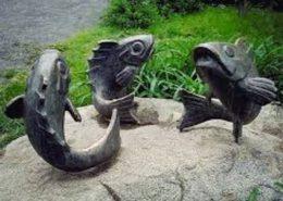 Leikkivät kalat