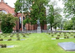 1939-45 sotien muistomerkki