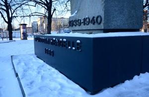 Talvisodan muistomerkki